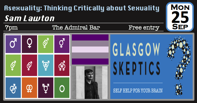 Asexuality Event Poster